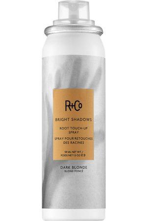 R+Co Bright Shadows Root Touch Up Spray Dark Blonde