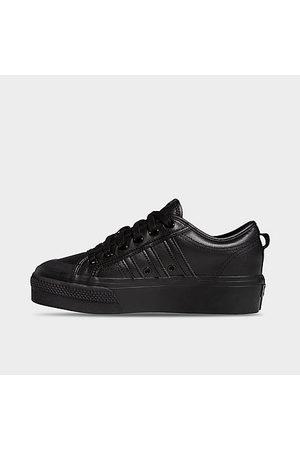 adidas Women's Originals Nizza Platform Casual Shoes in Size 7.0