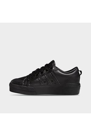 adidas Women's Originals Nizza Platform Casual Shoes in Size 9.5
