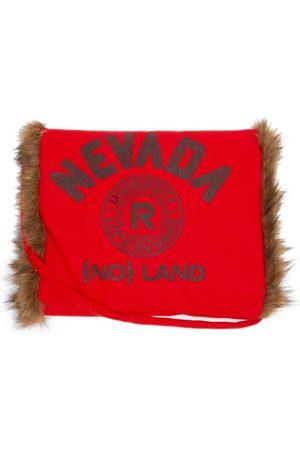 RAF SIMONS Nevada Faux Fur-lined Wool Muff - Mens