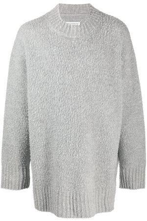 Maison Margiela Oversized jumper - Grey