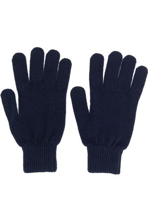 Paul Smith Men Gloves - Knitted fitted gloves
