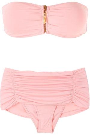 Brigitte Women Bikinis - Dani strapless bikini set