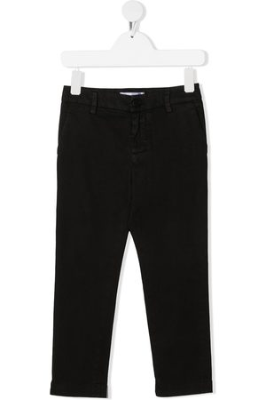 Dondup Girls Skinny Pants - Mid-rise slim-fit trousers
