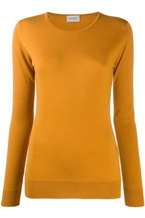 JOHN SMEDLEY Women Long sleeves - Long-sleeve fitted top