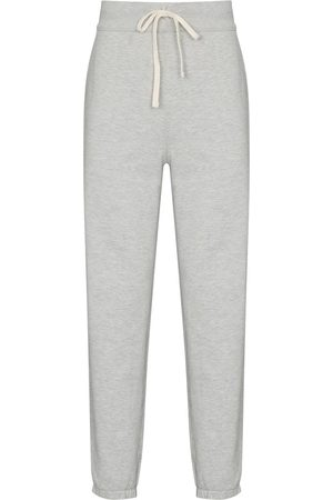 Polo Ralph Lauren Drawstring-waist track pants - Grey