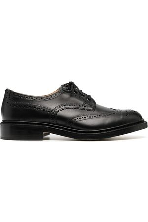 TRICKERS Men Brogues - Lace-up leather brogues