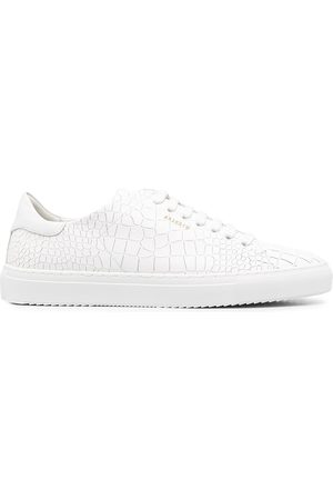 Axel Arigato Clean 90 crocodile-embossed sneakers
