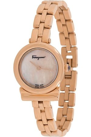 Salvatore Ferragamo Gancini 22mm watch