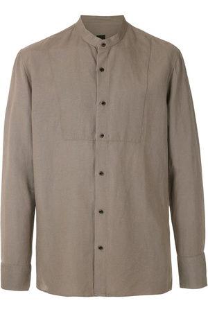 OSKLEN Underlayer long sleeves T-shirt - Neutrals