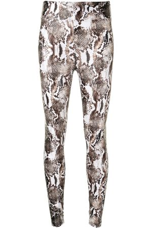 Koral Women Leggings - Lustrous high-rise leggings