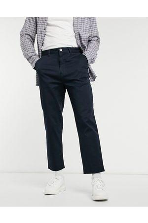 Farah Hawtin cropped pants in -Navy