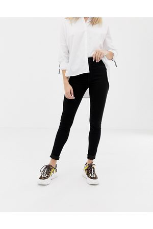 Only Women High Waisted - Royal high waist skinny jean in