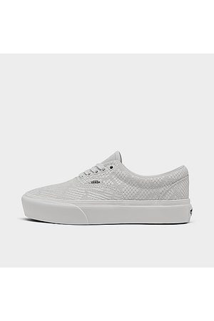 Vans Women's Animal Era Platform Casual Shoes in