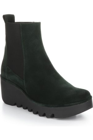 Fly London Women's Fly Long Bagu Wedge Chelsea Boot