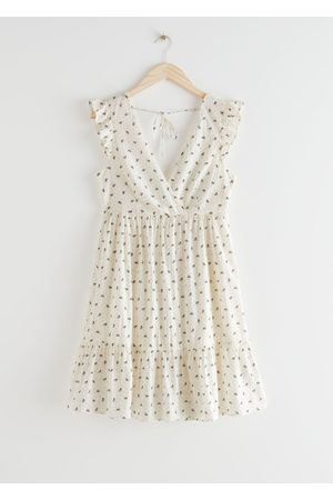 & OTHER STORIES Sleeveless Cotton Mini Dress