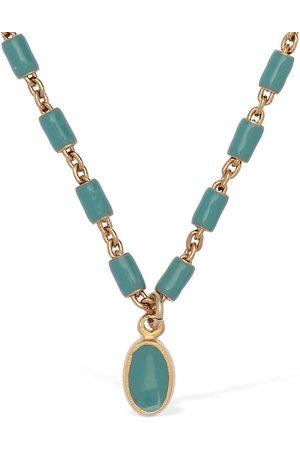 Isabel Marant Women Necklaces - Casablanca Beaded Long Necklace