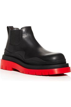 Bottega Veneta Men's Platform Chelsea Boots