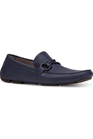 Salvatore Ferragamo Men Loafers - Men's Slip On Driver Moccasins - Regular