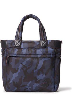 Wallace Bleecker Camo Tote Bag