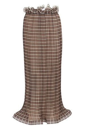 Burberry Women Maxi Skirts - Longue skirt