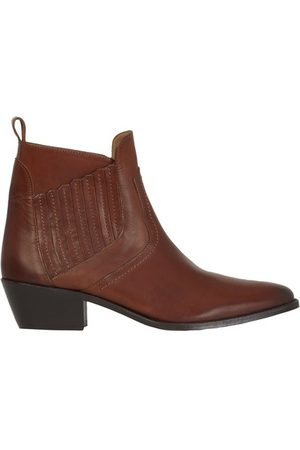 Vanessa Bruno Women Ankle Boots - Low Santiags