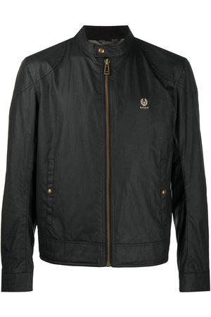 Belstaff Men Bomber Jackets - Cotton bomber jacket