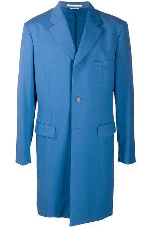 Comme des Garçons Long-sleeve wool coat