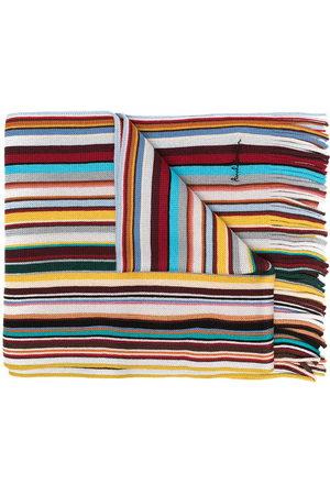 Paul Smith Men Scarves - Striped wool scarf