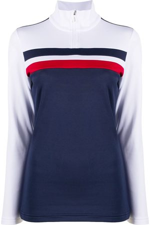 Rossignol Striped high neck jumper