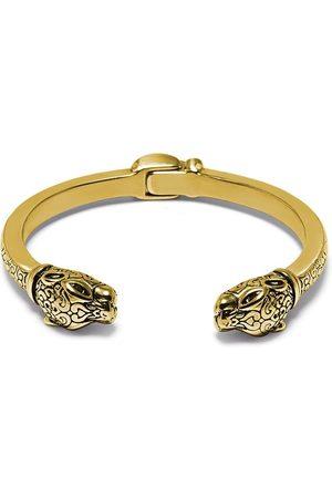 Nialaya Women Bracelets - Adorned panther bangle