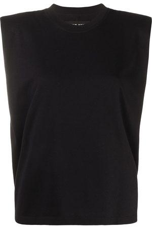 Styland Boxy sleeveless T-shirt