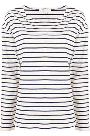 NILI LOTAN Striped relaxed T-shirt