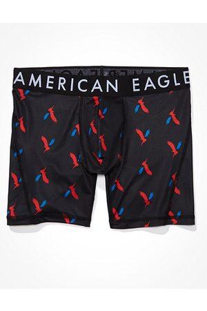 "American Eagle Outfitters O Eagle 6"" Flex Boxer Brief Men's XS"