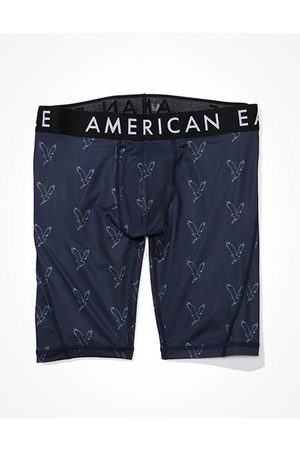 "American Eagle Outfitters O Eagles 9"" Flex Boxer Brief Men's XS"