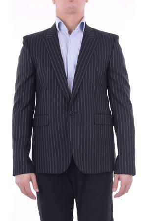 Saint Laurent Blazer Men and wool, polyester and metallic fibers