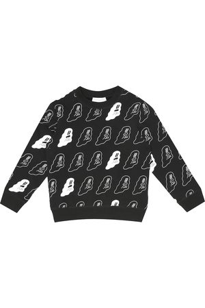 Stella McCartney Printed cotton sweatshirt