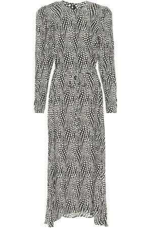 Isabel Marant Telenda polka-dot midi dress