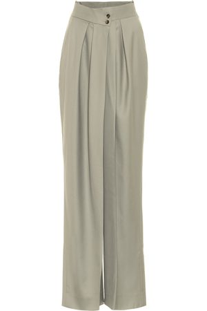PETAR PETROV Hope pleated high-rise pants