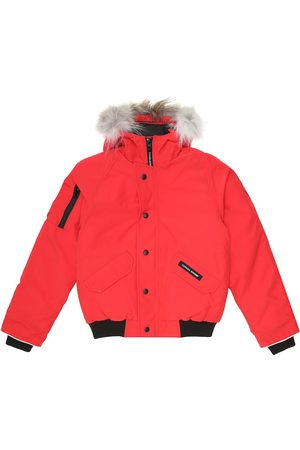 Canada Goose Rundle fur-trimmed down jacket
