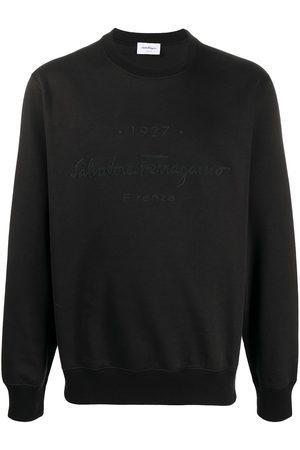 Salvatore Ferragamo 1927 logo-embroidered sweatshirt