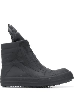 Rick Owens Performa Geobasket ankle boots