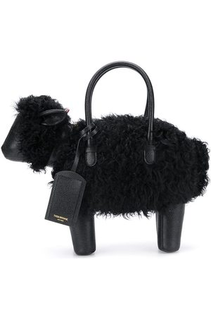 adidas Sheep pebbled leather tote bag - 001