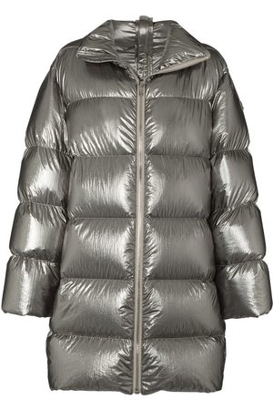 Moncler + Rick Owens Women Puffer Jackets - Cyclopic padded coat