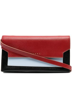 Marni Trunk colour-block wallet