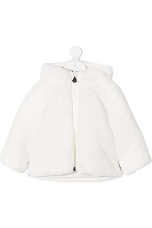 Moncler Hooded down-feather jacket