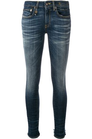R13 Classic skinny jeans