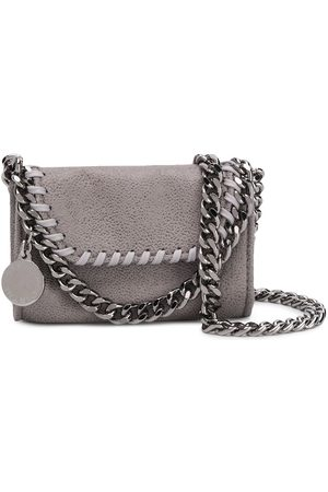 Stella McCartney Micro Falabella tote bag - Grey
