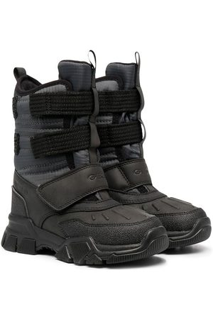 Geox Nevegal ABX boots - Grey