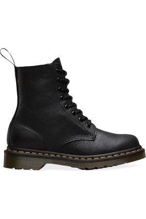 Dr. Martens Women Boots - Women's 1460 Pascal Leather Combat Boots - - Size 10